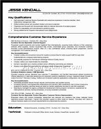 Customer Service Example Resume by Best Customer Service Resume Objective Examples