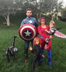 Avengers Halloween Costume 2016 Favorite Celebrities Halloween Costumes Celebrity