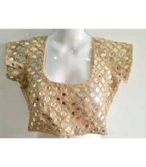 golden blouse 93 best golden blouses match with multicolor indian saree