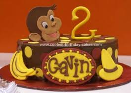curious george birthday cake awesome curious george birthday cake
