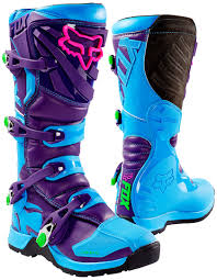 sinisalo motocross gear fox comp 5 special edition mx boots motocross fox bmx beautiful in