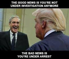 Good News Meme - good news bad news the mueller