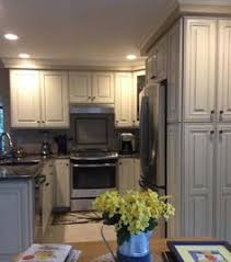 shenandoah cabinetry painted linen cottage door painted