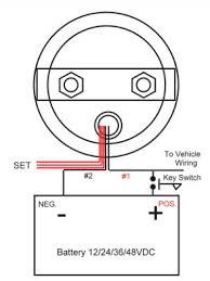 wiring diagram for 36 volt battery meter u2013 readingrat net