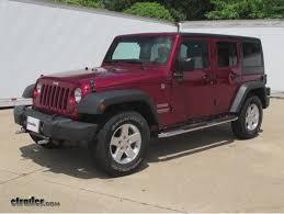 2011 jeep wrangler trailer hitch best jeep wrangler unlimited tow bars etrailer com