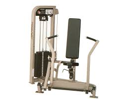 life fitness pro 2 hammer strength select chest press used gym