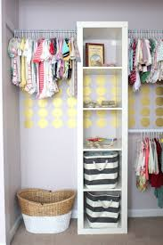 Shelving For Closets by Clever Nursery Organization Ideas Project Nursery