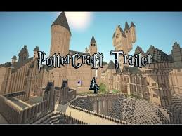 harry potter adventure map pottercraft the wizarding of harry potter in minecraft