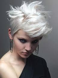 short white hair women hairstyle 10 b popular b short haircuts for white hair