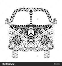 hippie coloring pages breathtaking brmcdigitaldownloads com