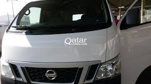 urvan nissan 2015 nissan urvan cargo nv350 double door for sale qatar living