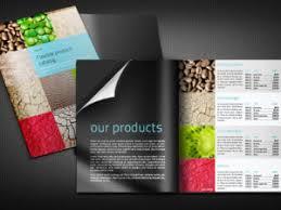 indesign templates free brochure indesign catalogue templates free template