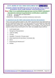 iso 50001 standard certification documents pdf flipbook