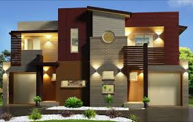 Duplex Masterton Homes Contemporary Duplexes And Townhomes - Duplex homes designs