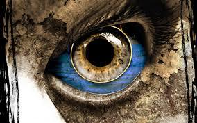 horror evil eyes in fear wallpapers 1440x900 pixhome