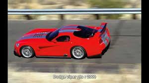 Dodge Viper 2000 - 1023 dodge viper gts r 2000 prototype car youtube