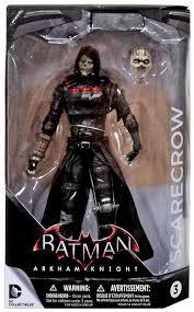 Scarecrow Batman Halloween Costume Batman Arkham Knight Arkham Knight Scarecrow 7 Action Figure Dc