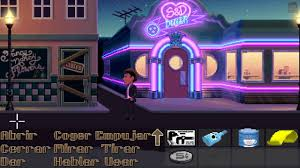 Tumbleweed Park Map Thimbleweed Park Search The Map Part 7 Youtube
