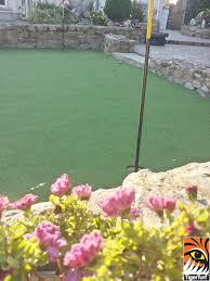 installations golf greens