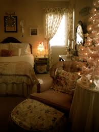 cottage blessings christmas around my cottage bedroom