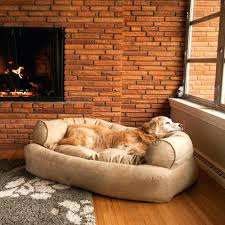 best sofa fabric for dogs best sofa dogs overstuffed pet bed for luxury dog fabric intended