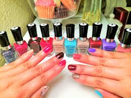 0 68 cent wet n wild megalast nail polish haul coupon deal