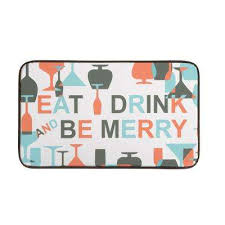 Turquoise Kitchen Rugs Chef Gear Kitchen Rugs Mats Mats The Home Depot