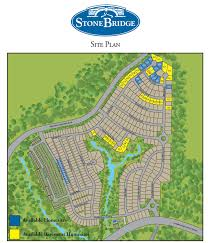 site plan stonebridge