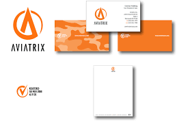 Business Card And Letterhead Identity Business Cards And Stationary
