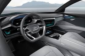 2018 audi q7 e tron tdi plug in hybrid concept interior future