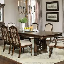 Java Dining Table Coaster Ilana Dining Table In Antique Java Local Furniture Outlet