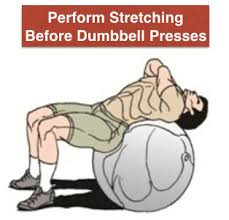 Dumbbell Exercises Chest No Bench - gym doesn u0027t have bench press two awesome alternatives