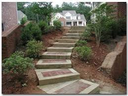 26 best timber stairs images on pinterest landscape timbers