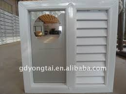 Louver Window Buy Louver Window With Exhaust FanPvc Window - Bathroom fan window