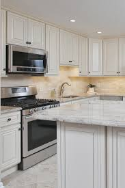 what color cabinets with beige tile 38 trendy beige granite kitchen countertops ideas