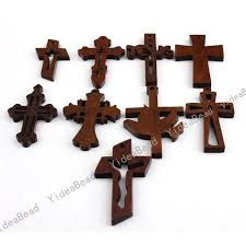 small wood crosses bulk small wooden crosses wholesale mixed designs wooden cross
