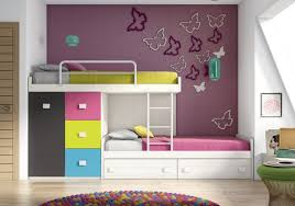 chambre fille lit superposé lit superpose pour fille maison design wiblia com