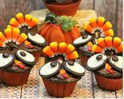 cake and cupcake decorating ideas for thanksgiving bakersbodega