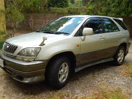 toyota lexus harrier 1998 2001 toyota harrier for sale in manchester jamaica autoads jamaica