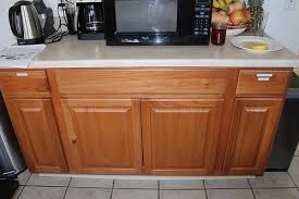 adding sliding drawers to our kitchen cabinet terrific broth