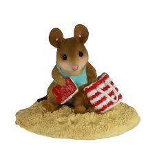 43 best mouse figurines images on folk figurines and