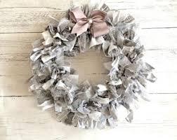 wreaths u0026 door hangers etsy uk