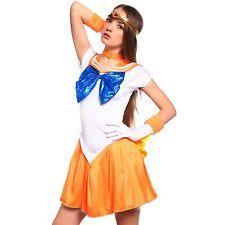 Sailor Venus Halloween Costume Sailor Venus Cosplay Ebay