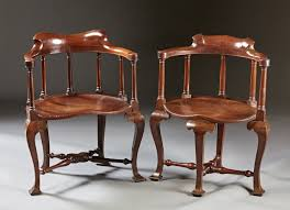 Windsor Armchairs Unique Walnut Windsor Armchairs G Sergeant Antiques
