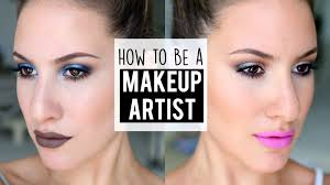 how do i become a makeup artist how to become a makeup artist my personal tips and tricks