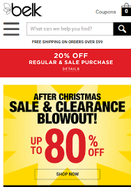 christmas clearance deal alert belk s after christmas clearance blowout 80 hip