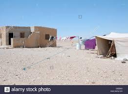 syrian desert bedouin house in the syro arabian desert syrian desert syria