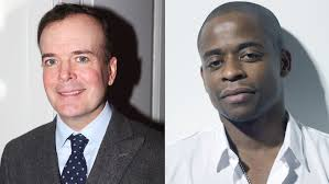 lights out nat king cole review jefferson mays a christmas carol dulé hill as nat king cole and
