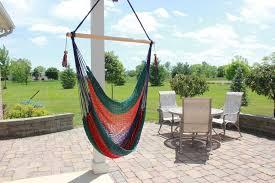 multi color hammock swing chair