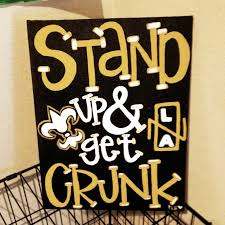 Home Decor New Orleans 39 Best Images About New Orleans Saints Party On Pinterest